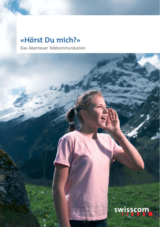 Hörst du mich? by Hubert Zurbuchen - issuu