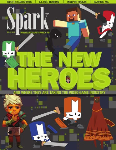 8086e52d8d13f Lakota East Spark 2012-13 Issue 3 by Lakota East Spark - issuu