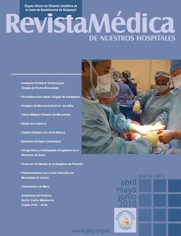 Revista Médica Vol.16 No.2 by Revista Médica - issuu 0dc2466ea76
