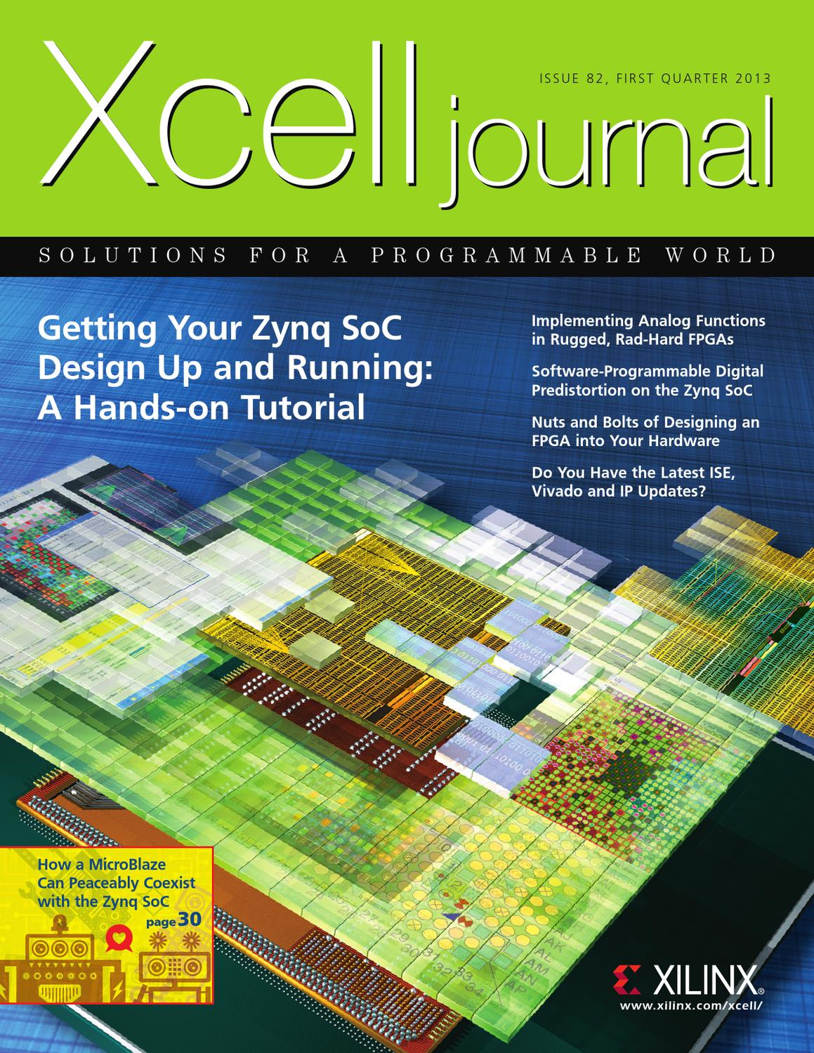 Xcell Journal issue 82 by Xilinx Xcell Publications - issuu