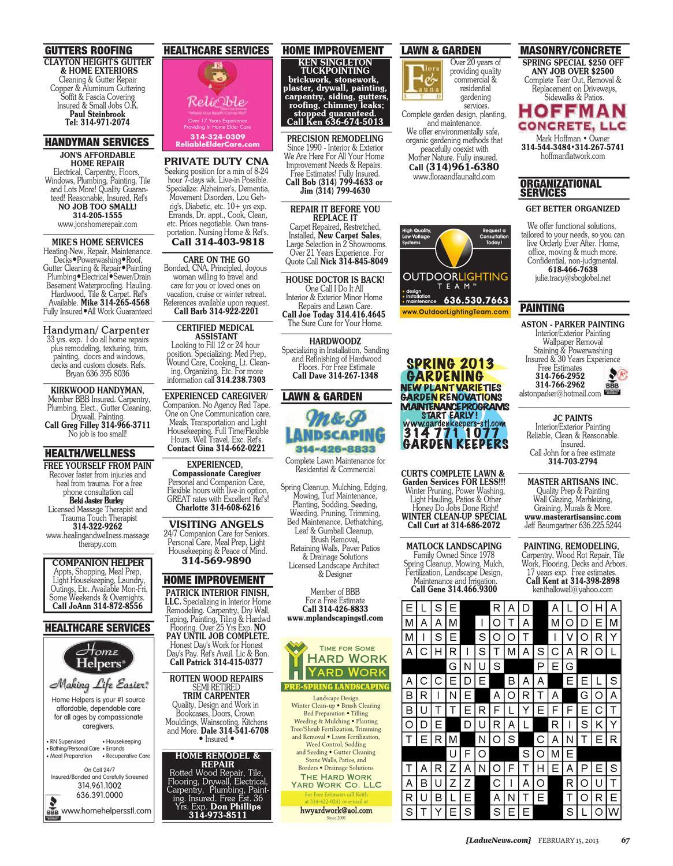 Ladue News 02 15 13 by Ladue News - issuu
