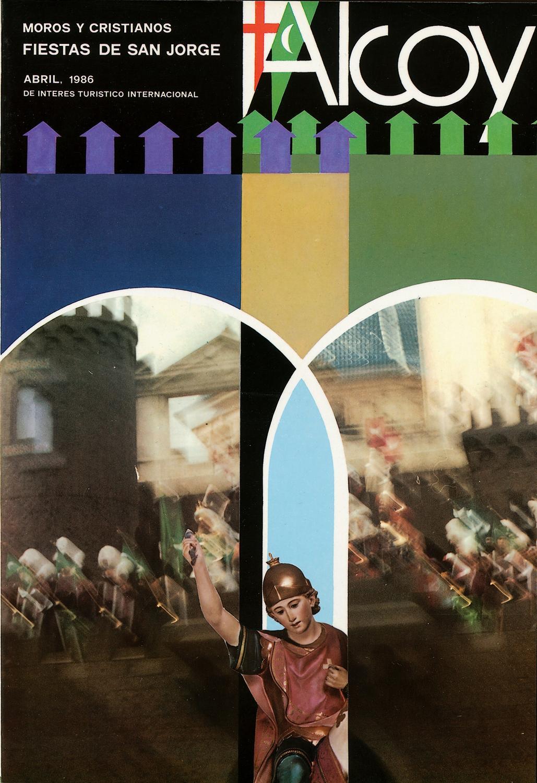 REVISTA FESTES ASJ - 1986 by MUSEU ALCOIÀ DE LA FESTA ALCOY - issuu