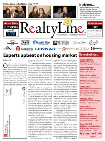 Car Sales Receipt Excel Realty Line February  Issue By Realty Line Of Austin  Issuu Non Tax Receipts with Business Invoices Online  Canada Customs Invoice Instructions Excel