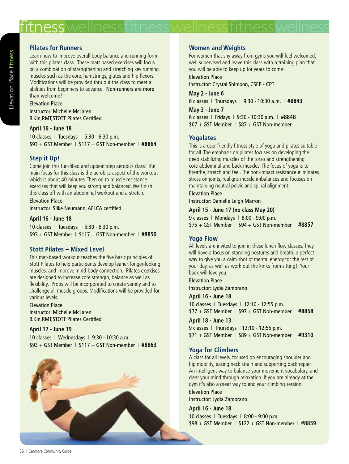 Town Of Canmore Community Guide Spring Summer 2013 By Town Of