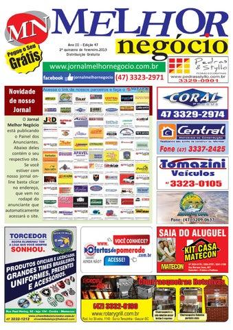 c07fd334a57 Jornal Melhor Negócio by MidiaTI Soluções Inteligentes para Internet ...