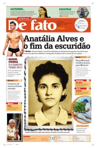 7ac65b2fcea0f Jornal de Fato by Jornal de Fato - issuu