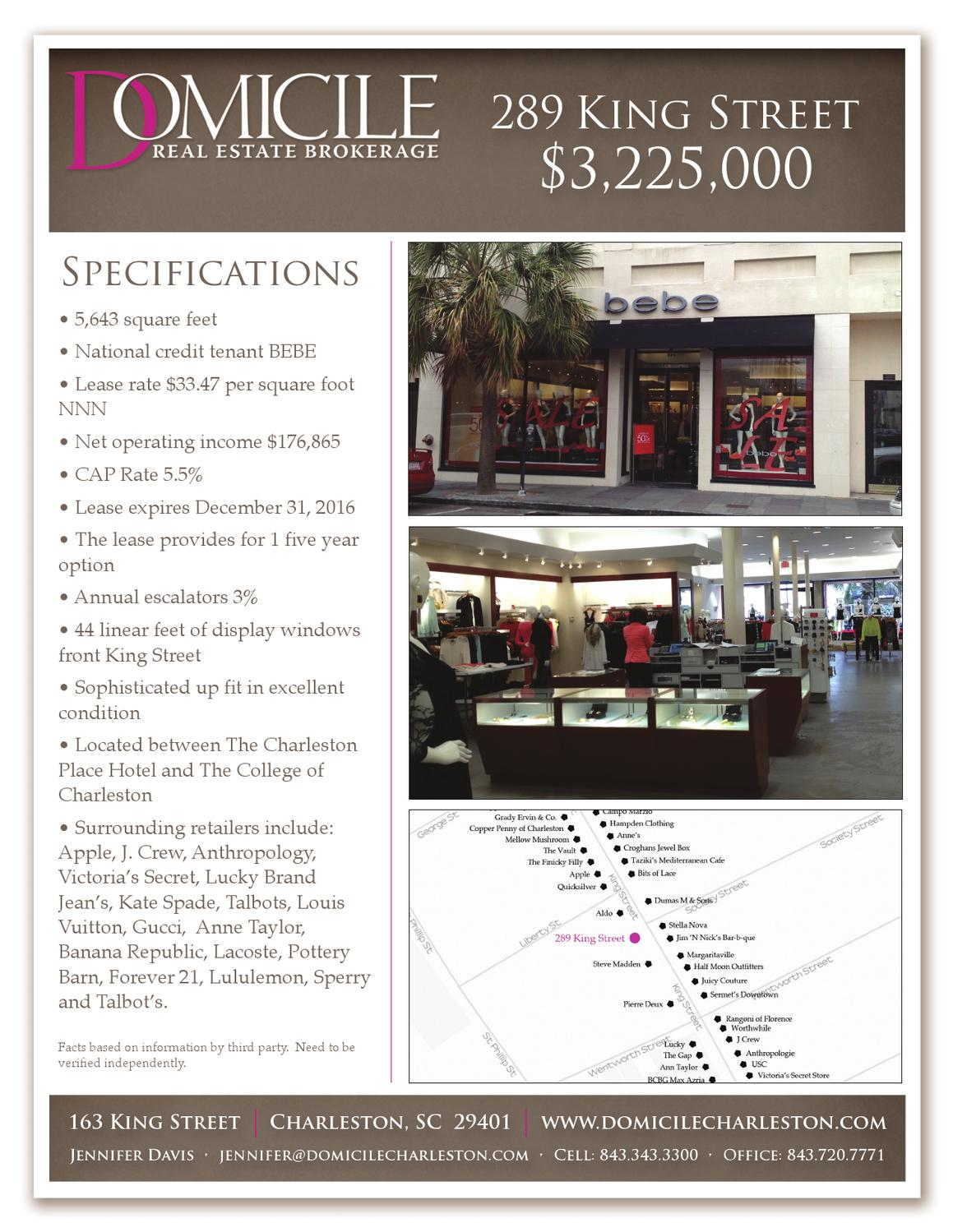 Domicile Property Flyer By Beth Curley Issuu
