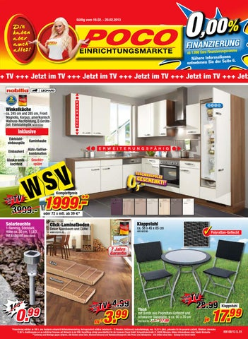poco prospekt 16 20 februar 2013 by issuu. Black Bedroom Furniture Sets. Home Design Ideas