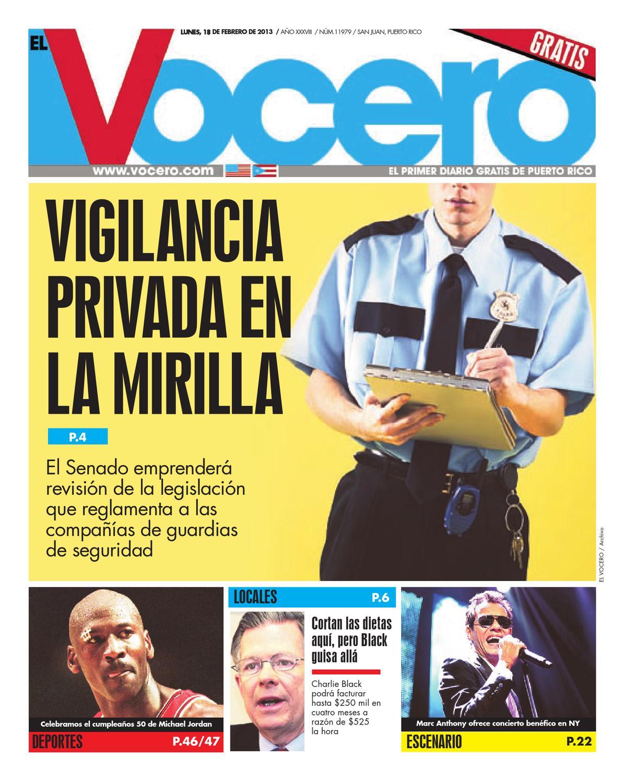 best service b3dff 76d86 Edición 18 de Febrero 2013 by El Vocero de Puerto Rico - issuu