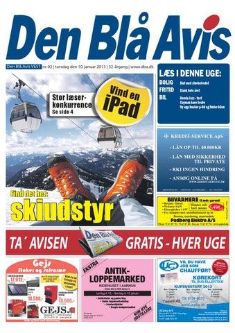 45e506bb211c Den Blå Avis VEST 02-2013 by Grafik DBA - issuu