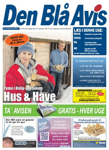 09644586e38 Den Blå Avis ØST 05-2013 by Grafik DBA - issuu