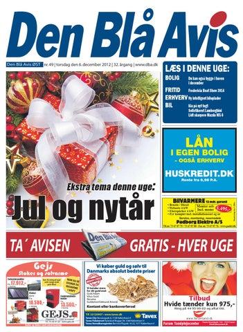e470d705 Den Blå Avis ØST 49-2012 by Grafik DBA - issuu