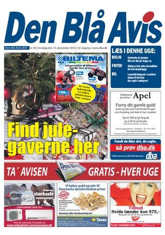 149944970fc5 Den Blå Avis ØST 50-2012 by Grafik DBA - issuu