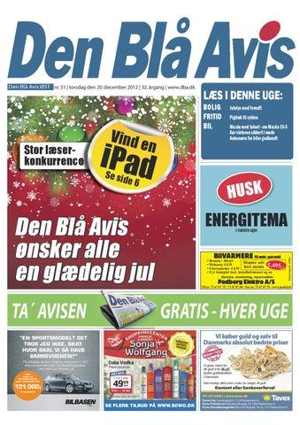 the latest 9526f 2efc1 51   torsdag den 20. december 2012   32. årgang   www.dba.dk