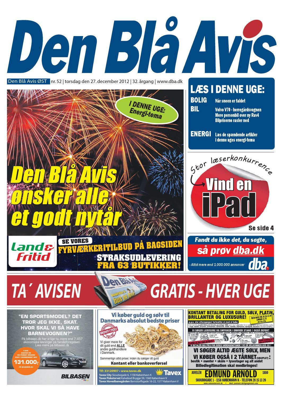 27368433da1 Den Blå Avis ØST 52-2012 by Grafik DBA - issuu