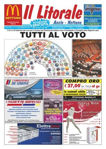 Il Litorale n. 4-13 by Il Pontino Nuovo db7d0ded8f81