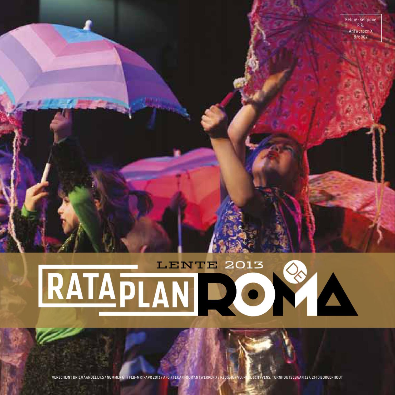 Ann Van Den Broeck Naakt rataplan & de roma nieuwsbrief 61 - lente 2013de roma