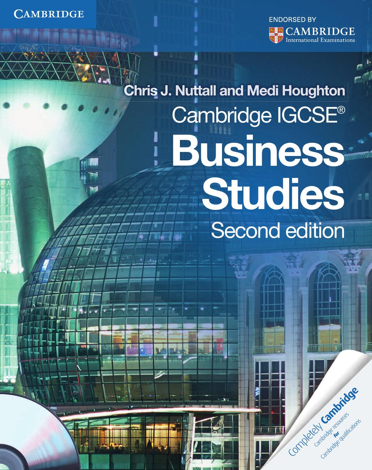 Cambridge igcse business studies coursebook with cd rom by cambridge igcse business studies coursebook with cd rom by cambridge university press education issuu fandeluxe Gallery