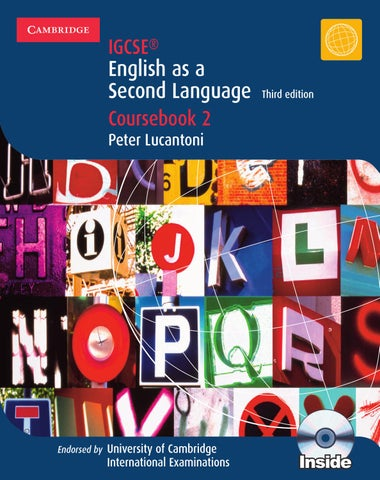 Cambridge igcse english as a second language coursebook 2 with cds page 1 fandeluxe Images