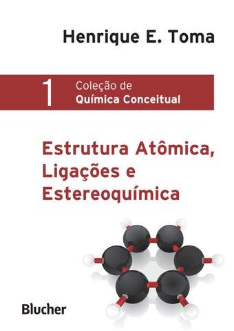 Coleção De Química Conceitual 1 Estrutura Atômica