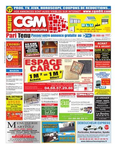 cgm 21 journal gratuit perpignan by le journal catalan issuu. Black Bedroom Furniture Sets. Home Design Ideas