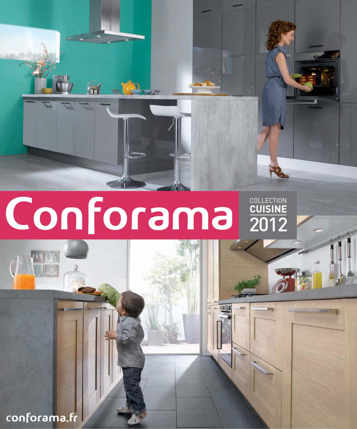 Conforama_fr-Cuсsine14 by Proomo France - issuu