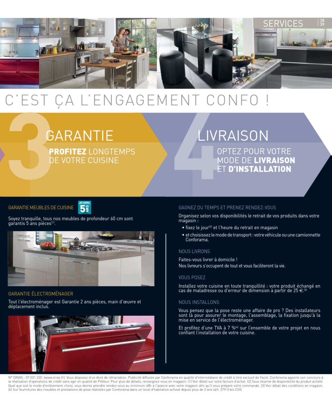 Conforama_fr-Cuсsine10 by Proomo France - issuu
