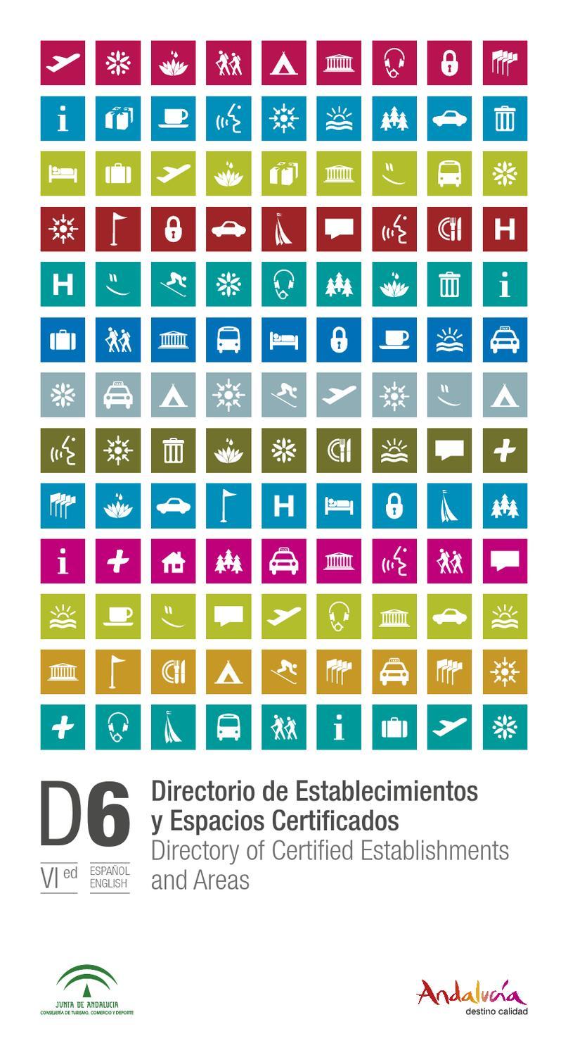 Directorio De Establecimiento Y Espacios Certificados By Ctc Cdoc  # Muebles Personalizados Bujalance