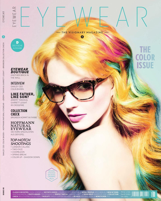 Eyewear Issue 05 by Monday Publishing GmbH - issuu