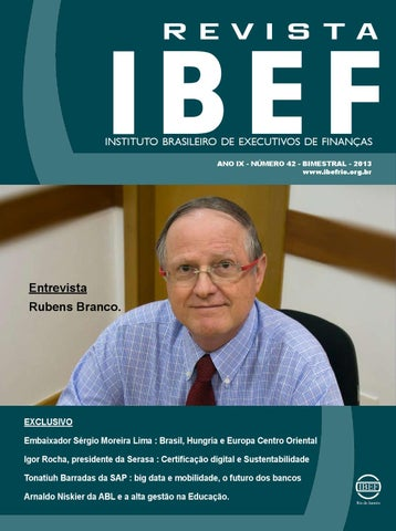 24ae9071fd715 Fevereiro Março by IBEF Rio de Janeiro - issuu