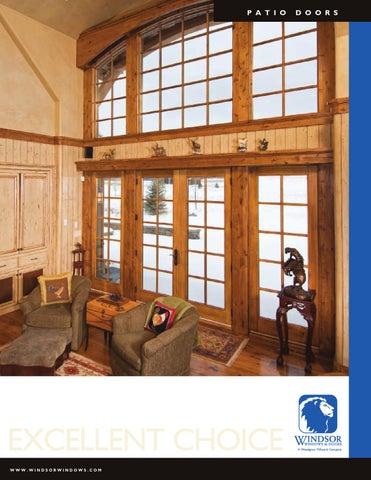 Windsor Windows Patio Doors By Meek Lumber Company Issuu