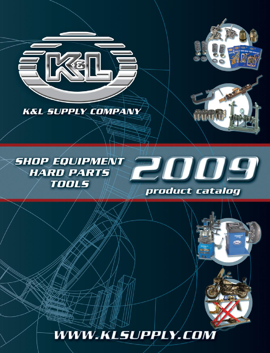 2009 Kl Catalog By Klsupply Issuu 6r All Model Years Gt 20032004 Zx6r Anyone Wired In Remote Start