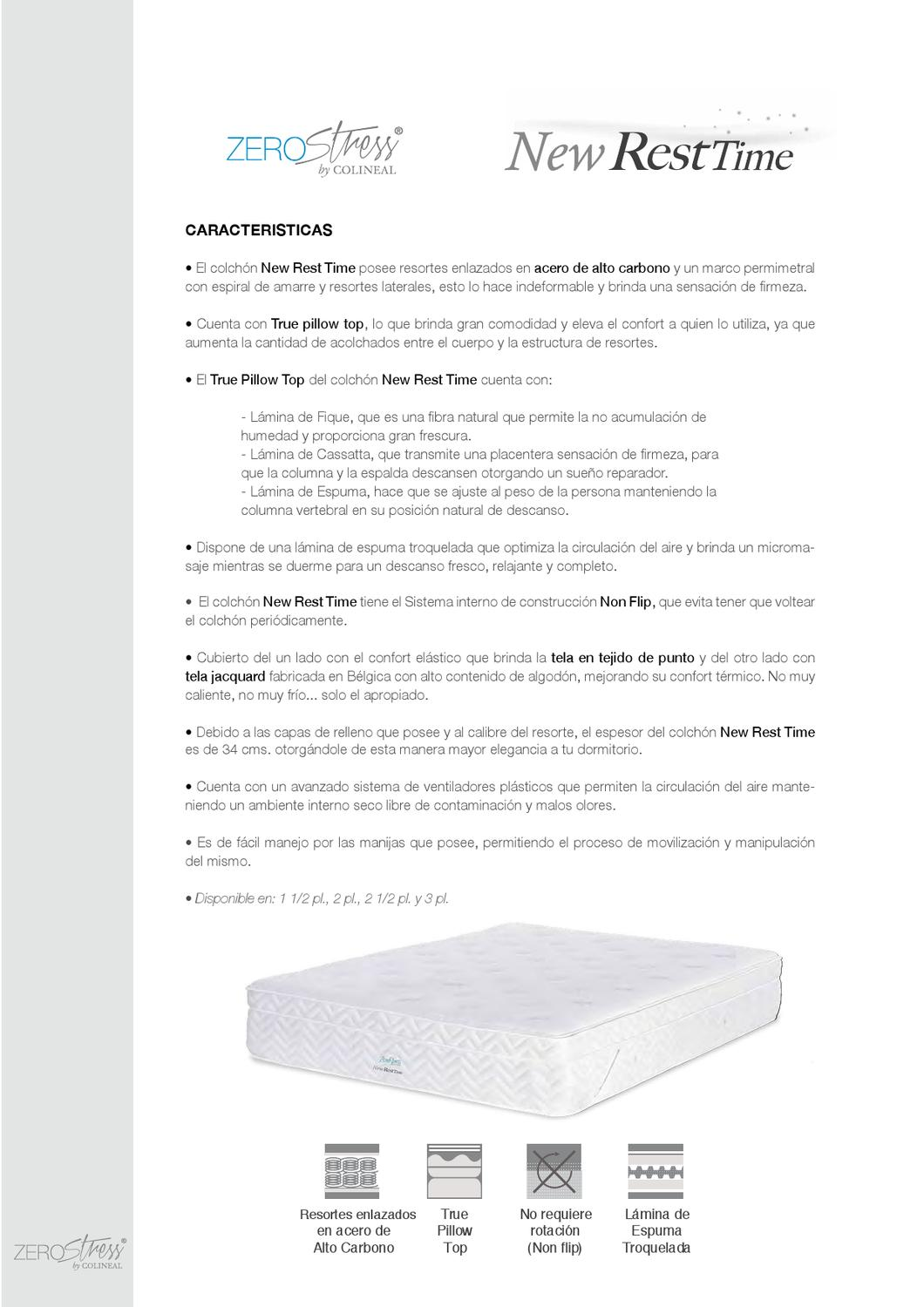 Zero Stress Colchones by AACONSULTING CIA LTDA - issuu