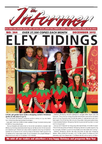 Informer Dec 2012 By Jimi Thomas Issuu