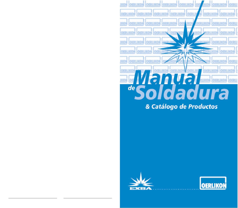 Manual De Soldadura by Francisco Alberto Lugo Nuñez - issuu