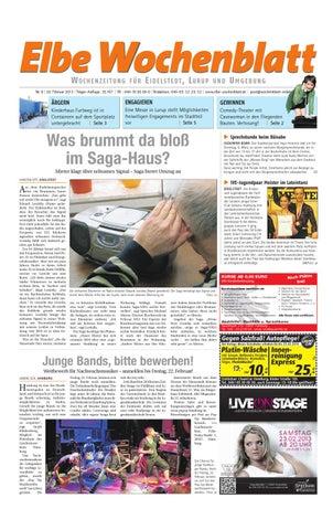 Eidelstedt Kw08 2013 By Elbe Wochenblatt Verlagsgesellschaft Mbh
