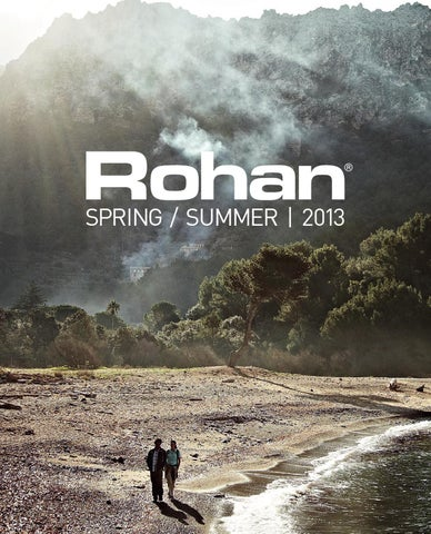 8f7bb9af00768 Rohan - Spring Summer 2013 by Rohan - issuu