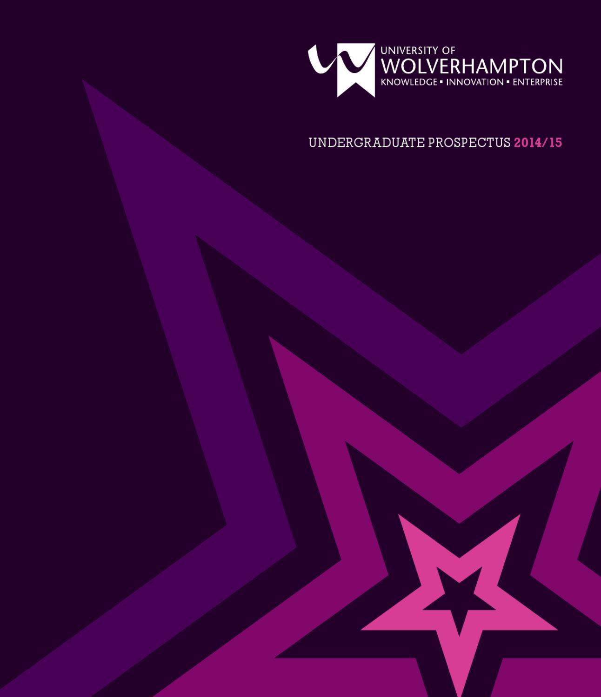 Undergraduate Prospectus 2014/15 by University of