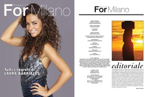 Milano febbraio 2013 by 4mag magazine - issuu c651e5f420f