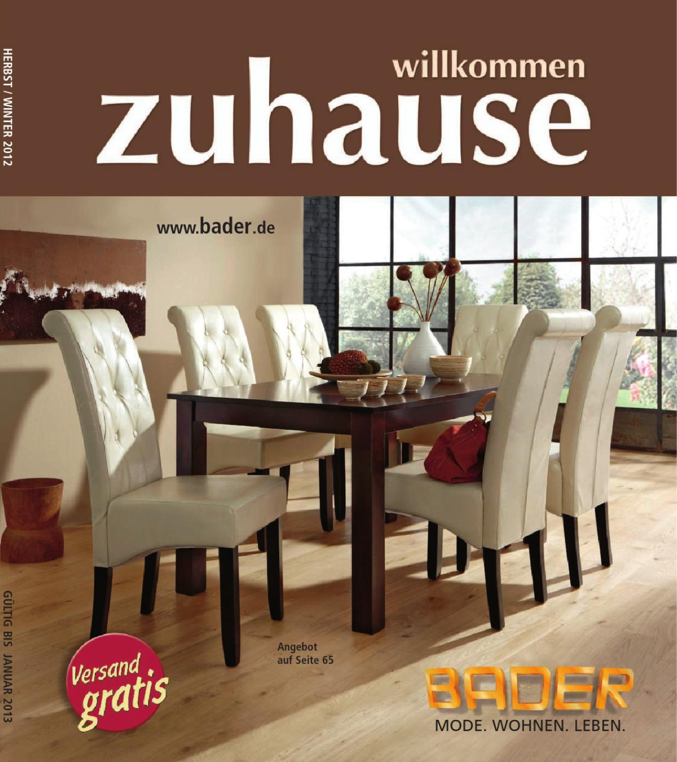 Bader Zuhause By 1001katalog   Issuu