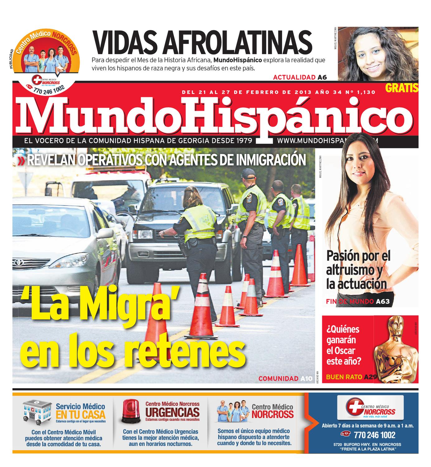 Mundo Hispanico - 02-21-13 by MUNDO HISPANICO - issuu
