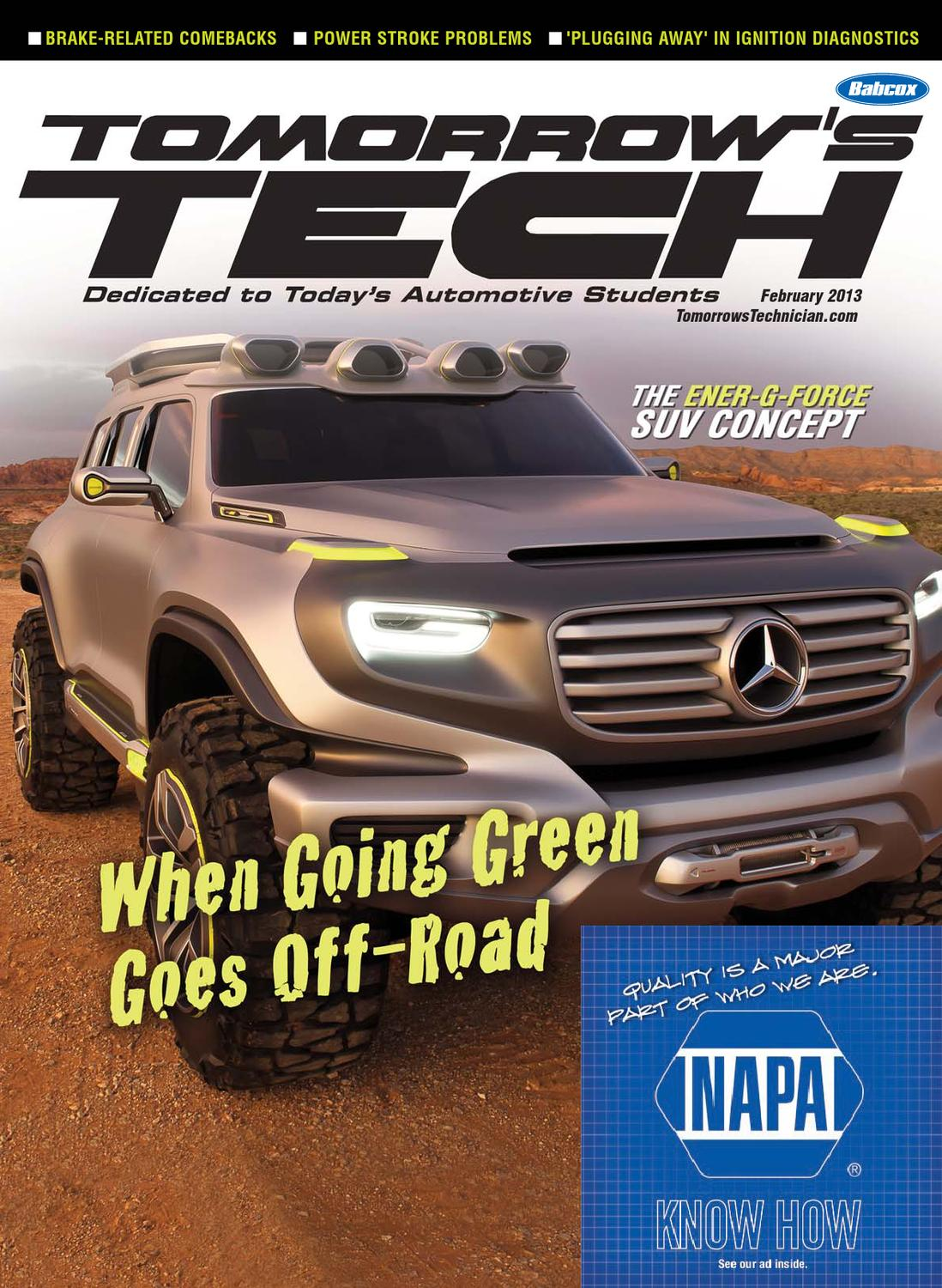 Tomorrows Tech By Babcox Media Issuu Chevy Cruze Wiring Harness Grommet