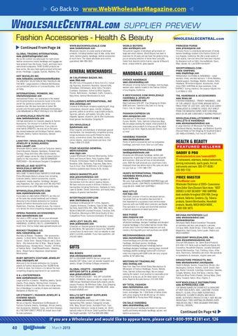 fe534fae6c Web Wholesaler 03-13 by Sumner Communications - issuu