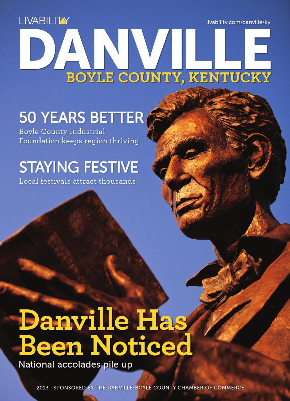 Livability Danville Boyle County Ky 2013 By Journal
