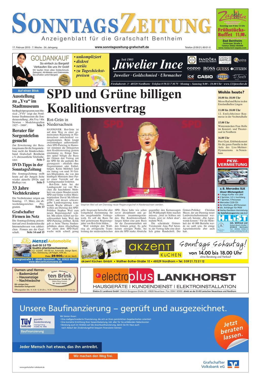 7b82c49507f21e SonZ_17.02.2013 by SonntagsZeitung - issuu