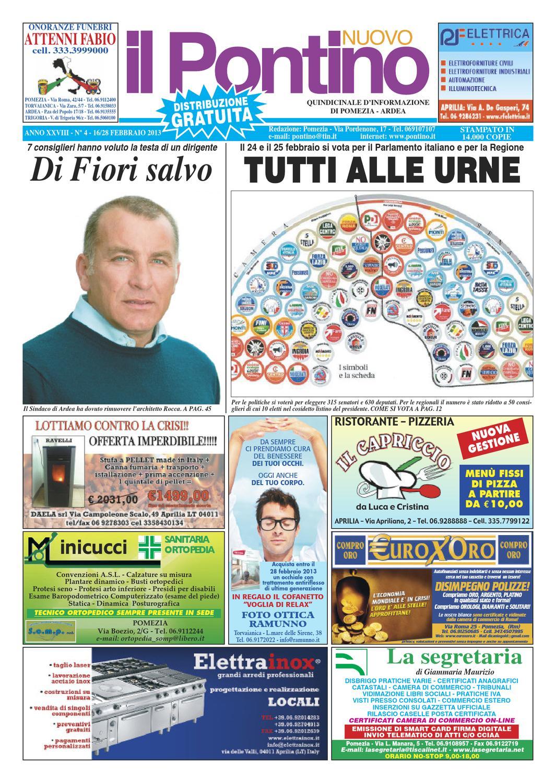 Il Pontino Nuovo n. 4-13 by Il Pontino Nuovo 42eba2570d5