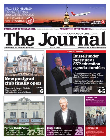 849830e4e0574 The Journal - Glasgow Issue 18 by The Journal - issuu