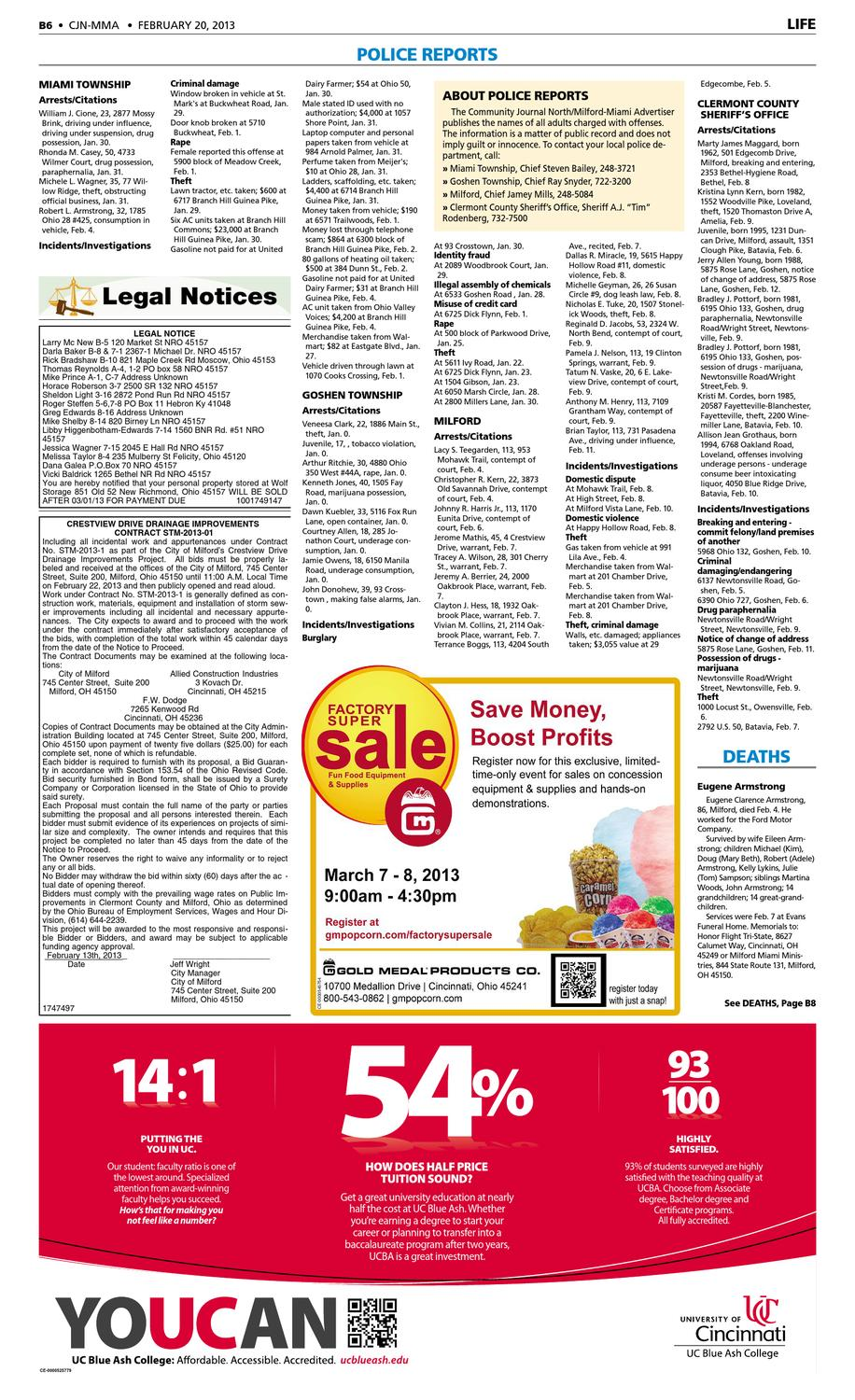 milford-miami-advertiser-022013 by Enquirer Media - issuu