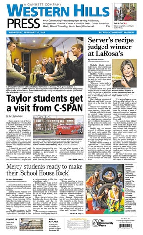 Western Hills Press 022013 By Enquirer Media Issuu