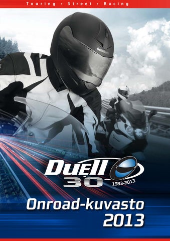 1ca4f88d Duell Onroad 2013 by Duell Bike-Center Oy - issuu